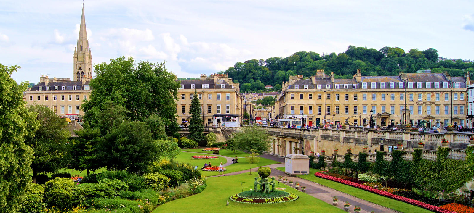 parade-gardens in bath